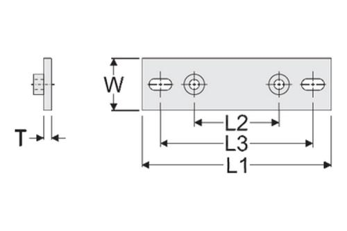 Standard Series Securing Base Plate Bap The Versatile