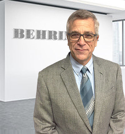 Ted Hinds, President of Behringer Corporation