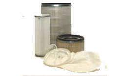 Dust Collector Cartridges & Dust Bag Filters